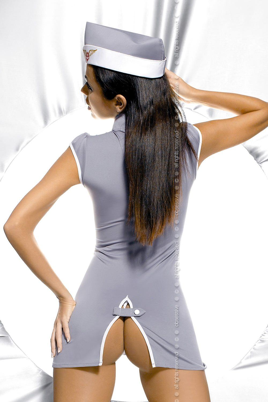 Стюардесса эротическое белье фото 10 фотография