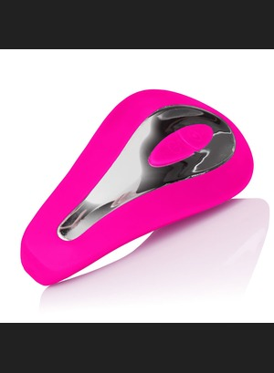 Виброяйцо USB Rechargeable Embrace Lovers Remote Pink